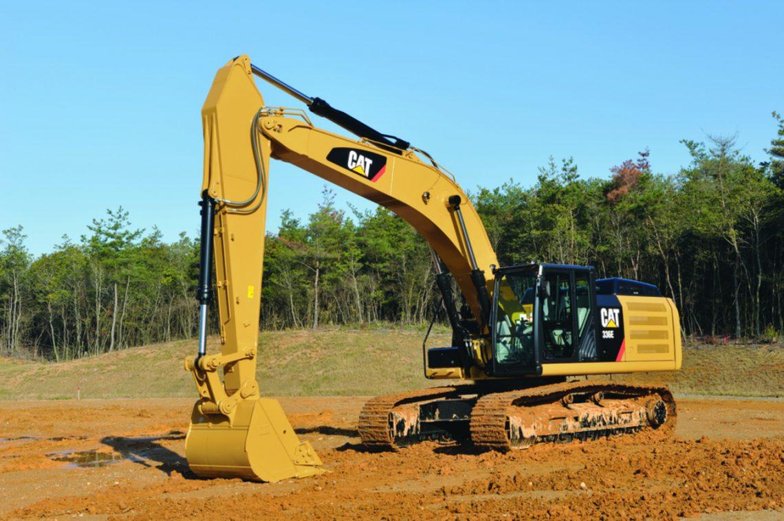 CAT excavator cost