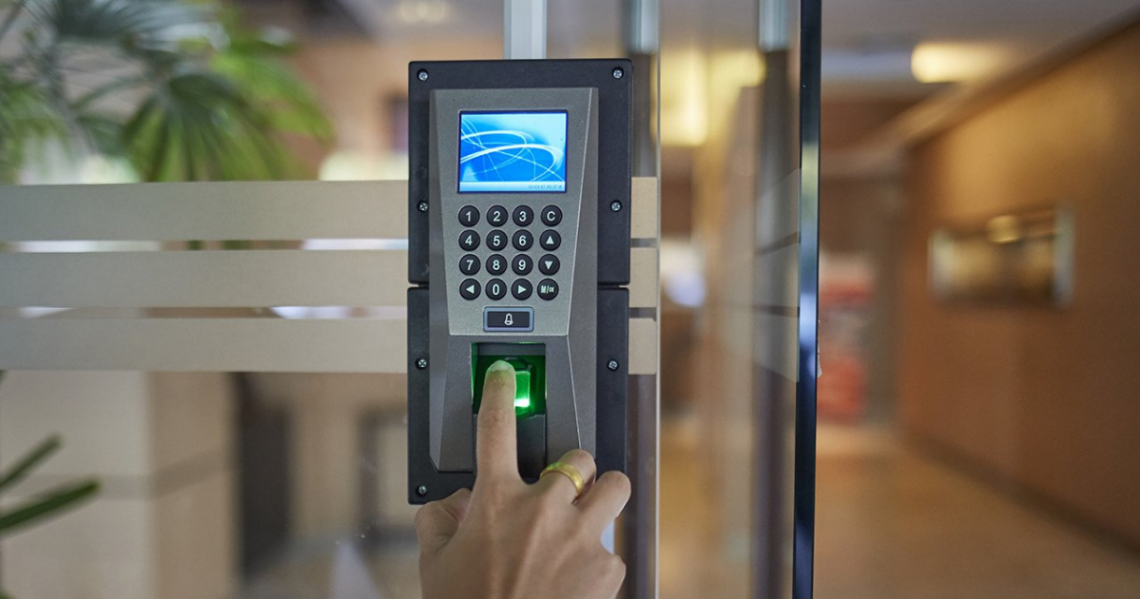 access control system cost