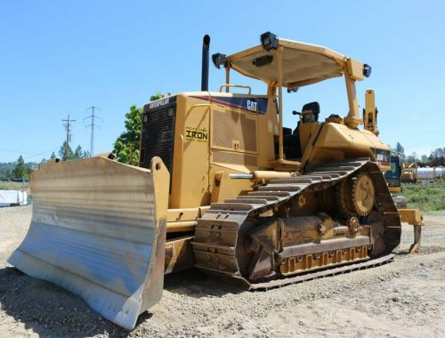 bulldozer rental cost