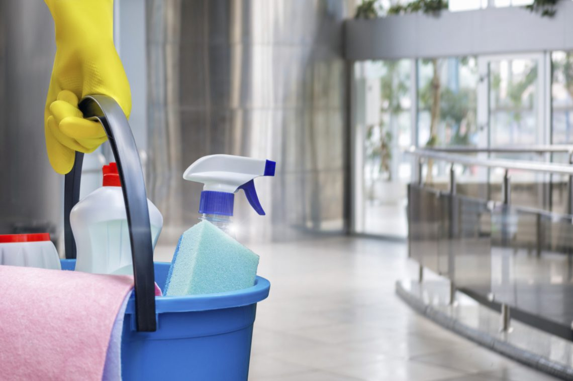 commercial cleaning cost