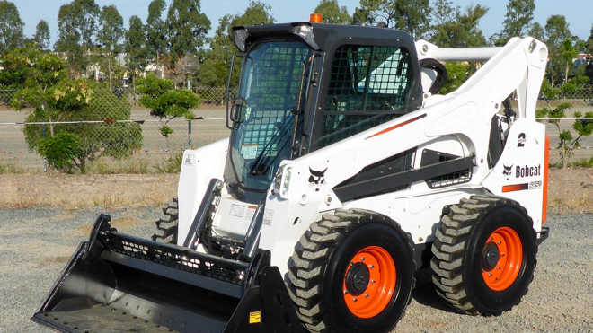 skid steer rental cost