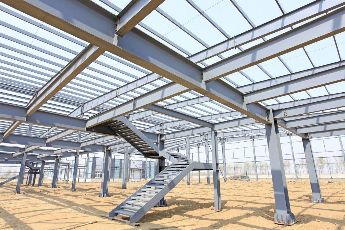 steel building cost