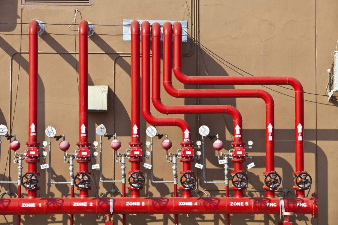 Commercial Fire Sprinkler System Cost Pricing Per Square Foot