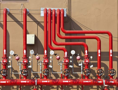 commercial fire sprinkler system cost