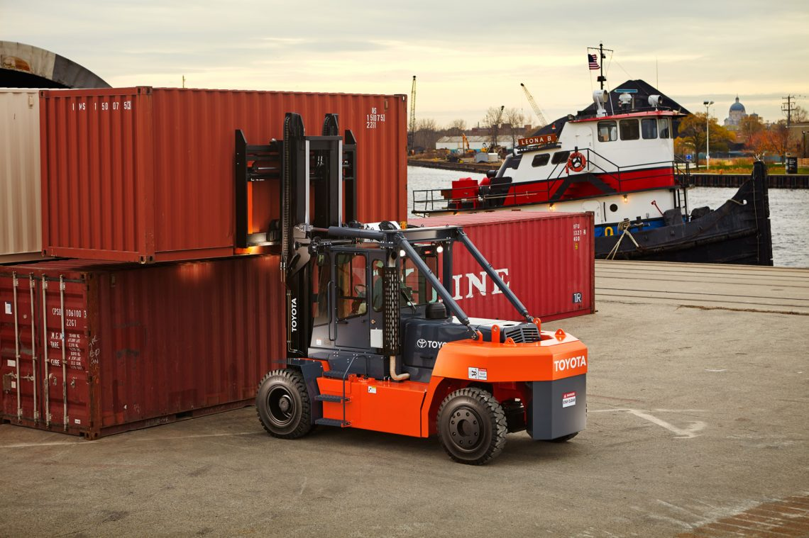 forklift lease cost