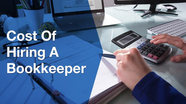 cost of bookkeeping services for small business