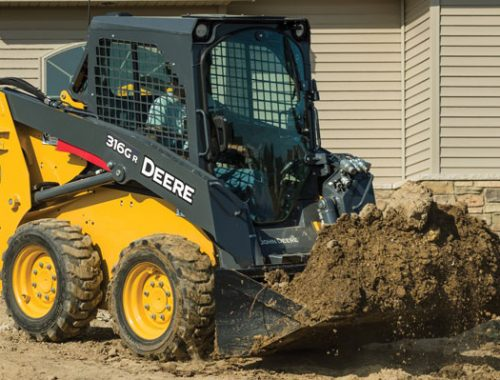 john deere skid steer price