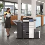 konica minolta printer prices