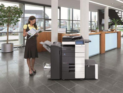 konica minolta printer prices