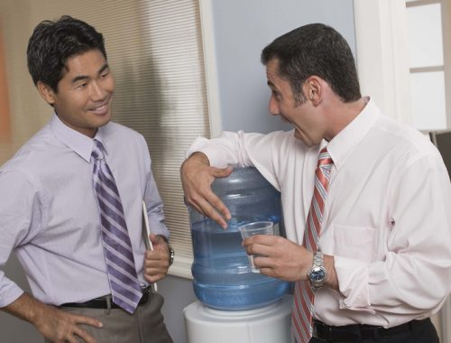 water cooler rental prices