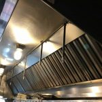 kitchen hood fire suppression system cost