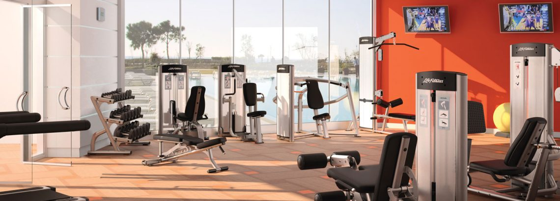 leasing gym equipment cost