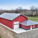 cost to build a pole barn