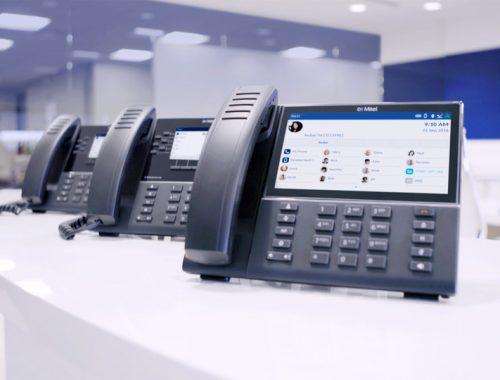 mitel phone system cost