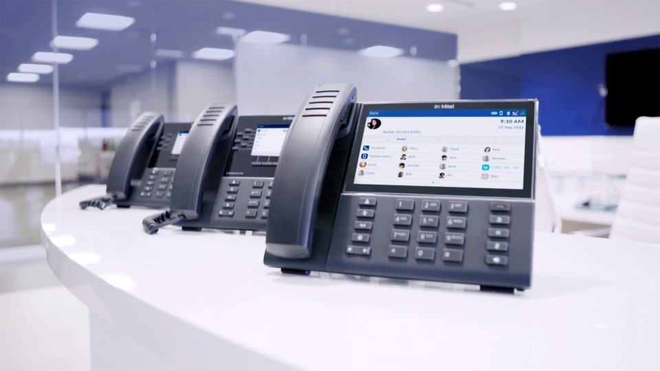 mitel phone system cost